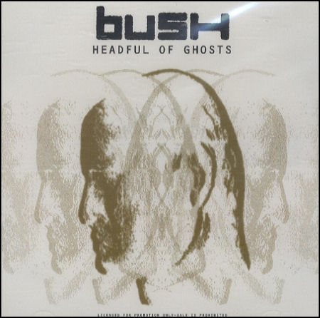 Headful of Ghosts Cd