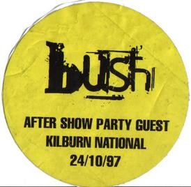 Razorblade Suitcase Tour After Show Party Kilburn National