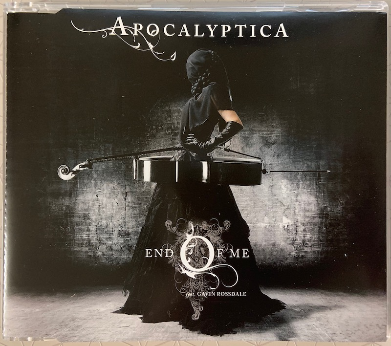 Apocalyptica Feat. Gavin Rossdale CD End of Me